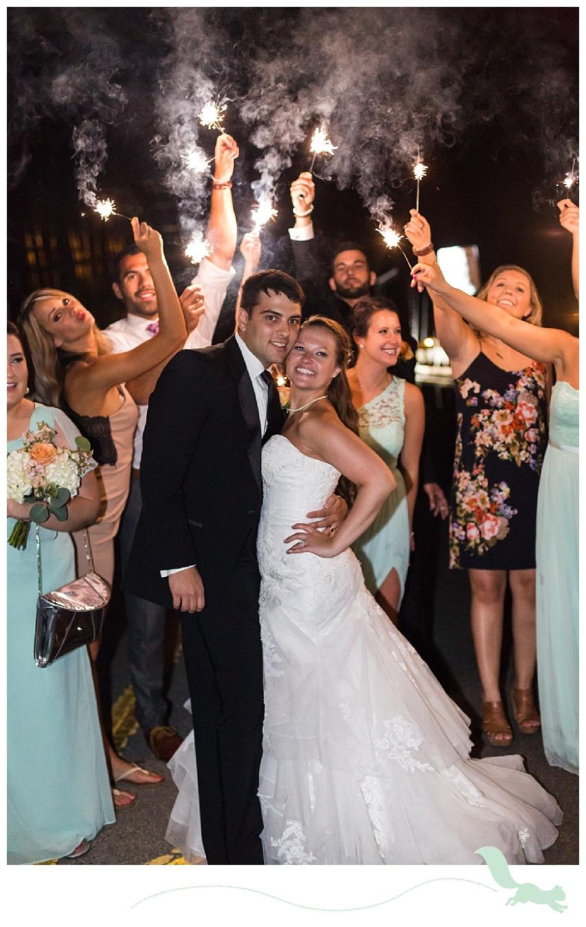Congratulations Stephanie and Kyle!